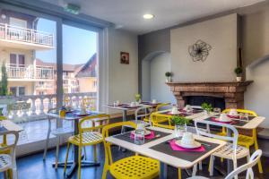 Ресторан / где поесть в Zenitude Hôtel-Résidences Les Terrasses du Lac