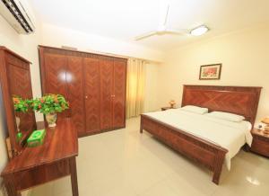 A room at Dar Al Deyafa Hotel Apartment