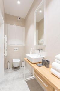 Łazienka w obiekcie Apartment Baltiq