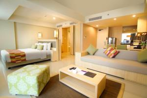 A room at Citadines Kuta Beach Bali
