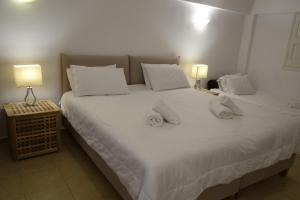 A room at Top Oia