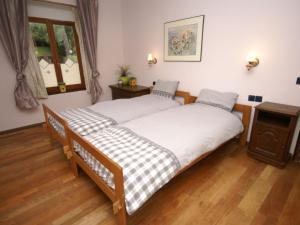 A room at Spacious Holiday Home with Sauna in Celles-sur-Plaine