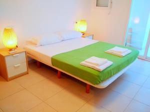 A bed or beds in a room at Quart Silence