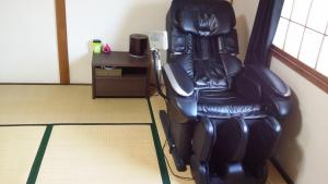 A seating area at lan's home