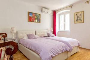 Cama o camas de una habitación en Best Of Split Apartments