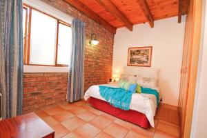 A room at Botterkloof Resort