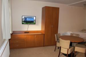 歡迎公寓電視和/或娛樂中心
