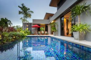 The swimming pool at or near Villa Nadya - 3 Bedroom Pool Villa