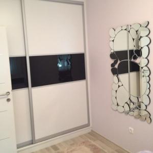 A bathroom at Angelina Apartment