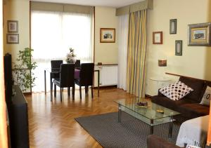 Zona de estar de Apartamento Homelife Buenavista