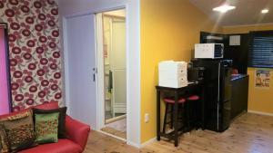 אזור העסקים ו/או חדר הישיבות ב-Mrs. Maroulla's HOUSE