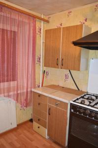 Ванная комната в Apartaments at Shevchenko 82