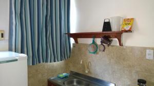 Un baño de Residencial Dom Luiz