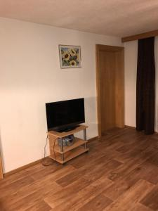 A television and/or entertainment center at Haus Maurig
