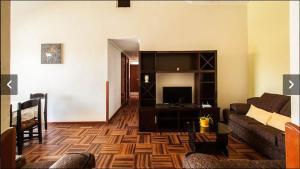 Zona de estar de Apartment Casa de Mama - Pachacutec