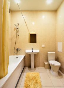 Ванная комната в Гостеприимный Краснодар - Зиповская 3