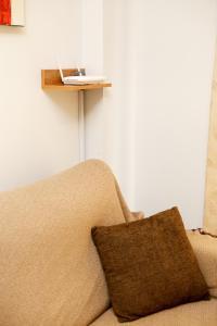 Cama o camas de una habitación en Apartamento Los Patos