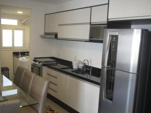 Una cocina o zona de cocina en Apartamento Gales Ingleses