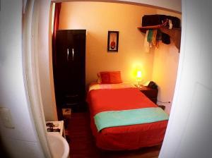 Cama o camas de una habitación en Cozy Apartment