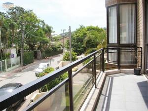 Un balcón o terraza de Apartamento Rafaelli