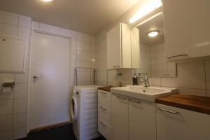 Una cocina o zona de cocina en Apart Stavanger Signature Apartment Hotel