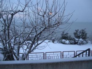 Vila Lucian iarna