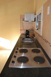 Una cocina o kitchenette en Balcones del Sol
