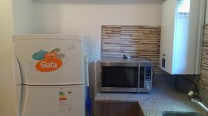 Una cocina o kitchenette en Departamento Ruka 4
