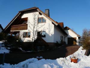 Ferienwohnung Udo und Stefani Laux im Winter