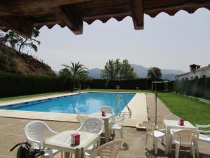 Apartamentos Rurales Jardines del Visir, Genalguacil ...