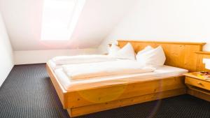 Lova arba lovos apgyvendinimo įstaigoje Cityhouse Apartments Schladming