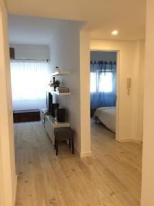 A kitchen or kitchenette at Apartment CCB View