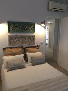 A bed or beds in a room at Apartment CCB View