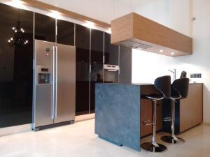 A kitchen or kitchenette at Apartamento San Fernando