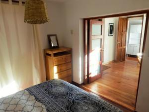 Cama o camas de una habitación en Andean Spirit Apartments