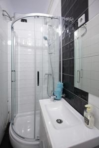 Kupaonica u objektu Apartments Topcentar 2
