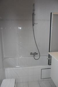 Een badkamer bij Residence Scorpio