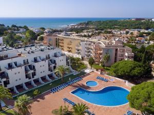 Een luchtfoto van Cheerfulway Acqua Maris Balaia