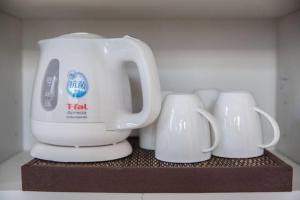 JHM京都リゾート室町五条にあるコーヒーまたはお茶