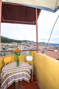 Un balcón o terraza de Mirador Centro Historico