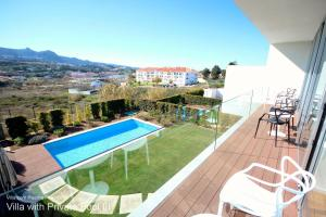 A view of the pool at Akivillas Sintra Star or nearby