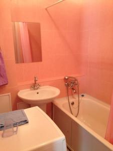 Ванная комната в Апартаменты на Выгонная 4