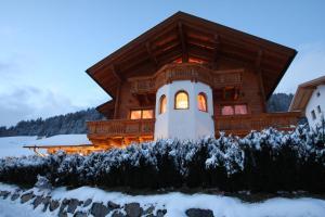Alpenparadies Grösser im Winter