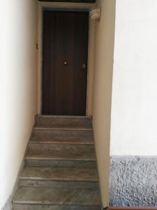 The facade or entrance of Casa Archimede