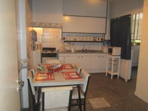 Una cocina o kitchenette en Grace Appartment