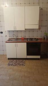 A kitchen or kitchenette at Appartamento San Lorenzo Foggia