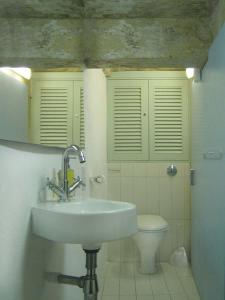 Een badkamer bij Valletta G- House