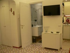 Kopalnica v nastanitvi Casa Di Giovanna