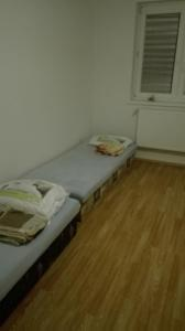 A bed or beds in a room at HALEX 4