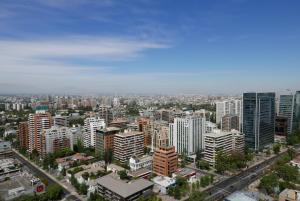 Apartamentos Cordova Savini a vista de pájaro
